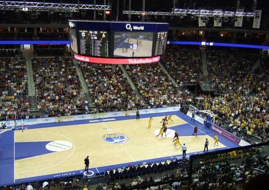 Sportangebot Basketball