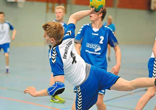 Sportangebot Handball