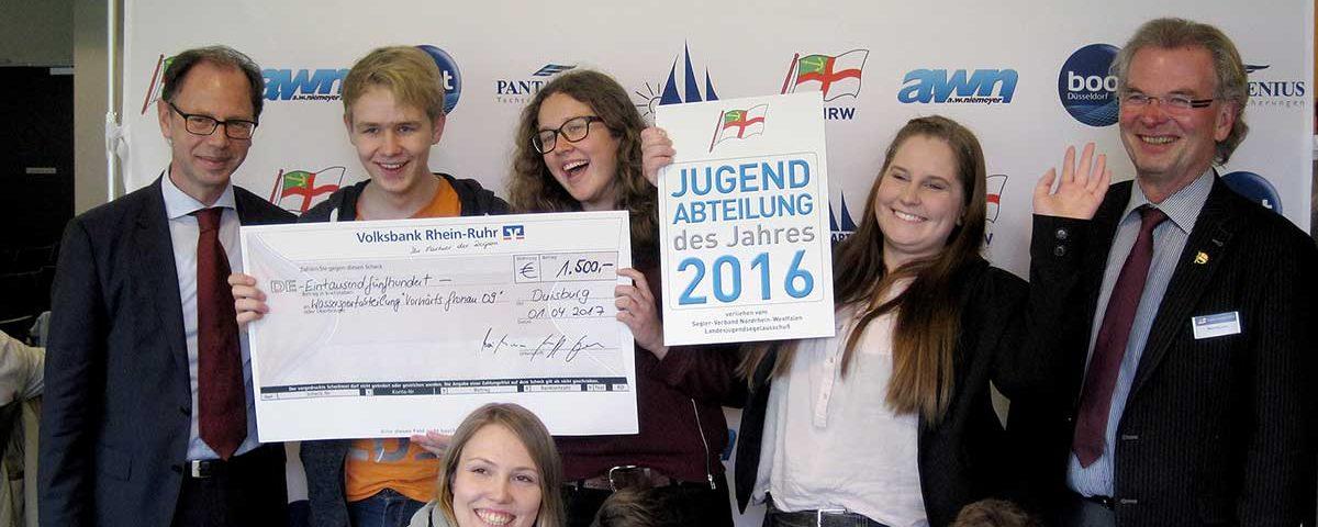 Preis Segler-Verband NRW